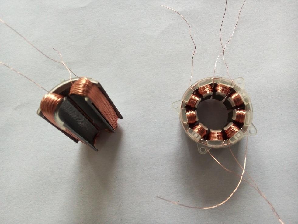 无叶风扇电机定子内绕绕线机最专业的无刷电机绕线机