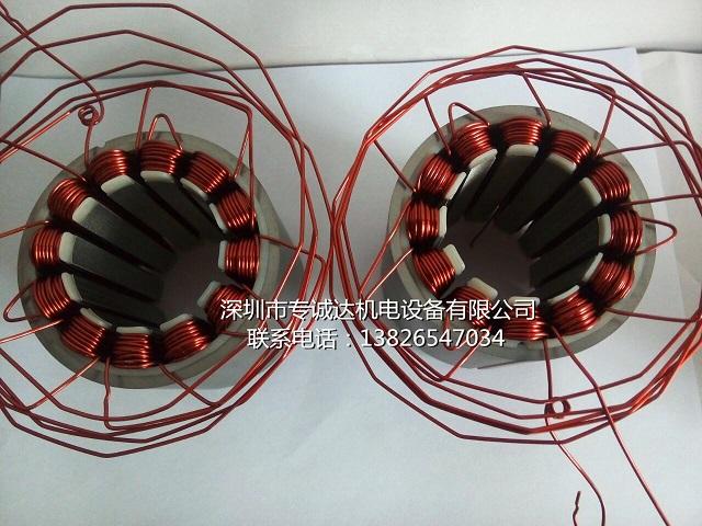 无刷电机绕线机主要生产无刷电机绕线机